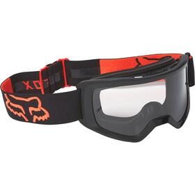 Fox Main Stray Schutzbrille Herren schwarz/orange